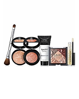 Laura Geller Hollywood Lights Beauty Collection - Medium