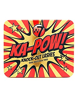 W7 Kapow Mini Mascara Trio Set
