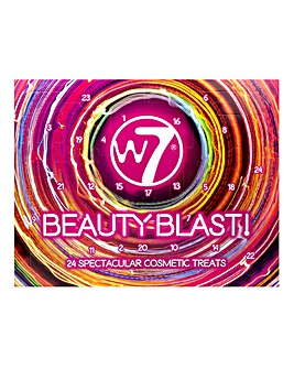 W7 Beauty Blast Advent Calendar