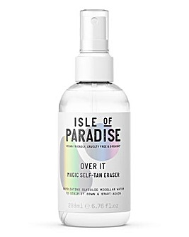 Isle Of Paradise Over It - Self Tan Remover 200ml