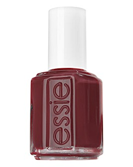 Essie 50 Bordeaux Dark Red Nail Polish 13.5ml