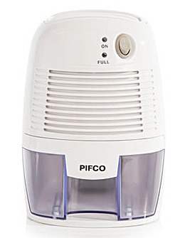Pifco 500ml Compact Dehumidifier
