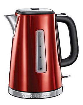Russell Hobbs Luna Quiet Red Kettle