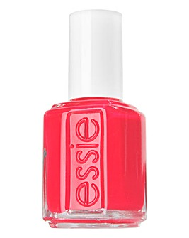 Essie 63 Too Too Hot Bright Red Pink Nail Polish 13.5ml