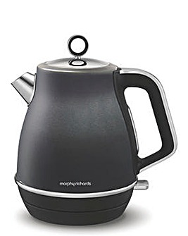 Morphy Richards Evoke Jug Black Kettle