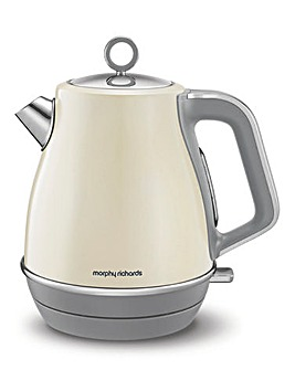 Morphy Richards Evoke Jug Cream Kettle