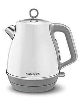 Morphy Richards Evoke Jug White Kettle