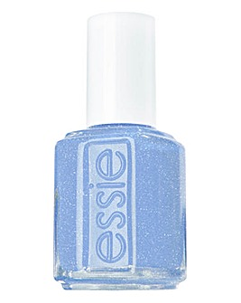 Essie 219 Bikini So Teeny Baby Blue Shimmer Nail Polish 13.5ml
