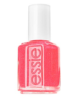 Essie 268 Sunday Funday Pink Coral Shimmer Nail Polish 13.5ml