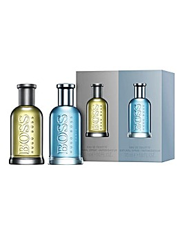 Hugo Boss Bottled EDT 30ml & Tonic EDT 30ml Gift Set