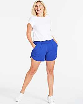 Pack of 2 Jersey Pull On Shorts