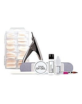 Rio UV Nail Gel Nail Extension Kit