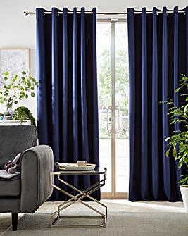 Eclipse Blackout Eyelet Curtains