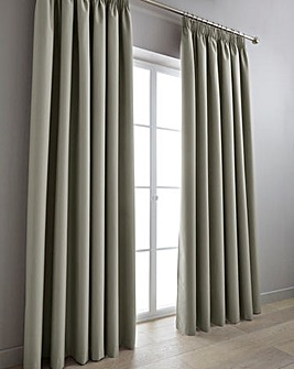 Eclipse Woven Pencil P Curtains