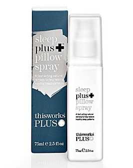 This Works Sleep Plus Pillow Spray 75ml