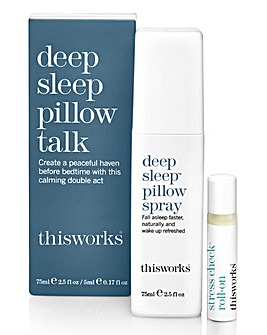 This Works Pillow Talk Spray Set