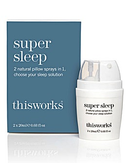 This Works Super Sleep Set 2x20ml