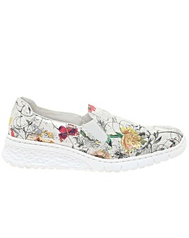 Rieker Snap Womens Casual Shoes