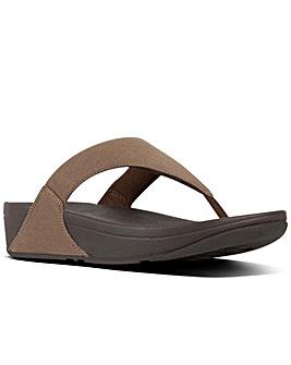 FitFlop Lulu Shimmer Womens Sandals
