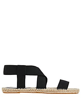 Monsoon Claude Clean Elastic Espadrille