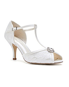 Paradox London Charlotte T-bar Sandals