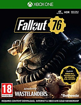 Fallout 76 inc Wastelanders Xbox One