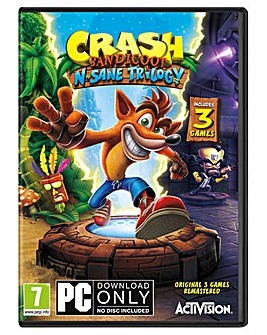 Crash Bandicoot N.Sane Trilogy PC