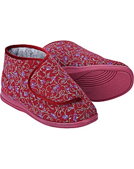 Cosyfeet Elise Extra Roomy (6E Width) Women's Slippers