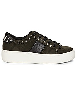 Steve Madden Belle Lace Up Trainer