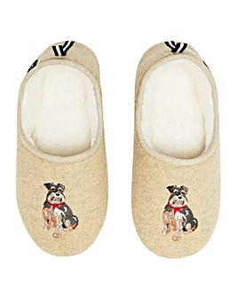 Joules Dog Slippers Standard D Fit