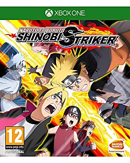 Naruto to Boruto Shinobi Striker XboxOne