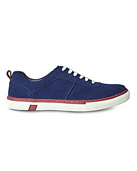 Joe Browns Ryder Suede Trainers G Fit