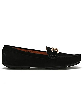 DF By Daniel Mabgate Chainlink Loafers
