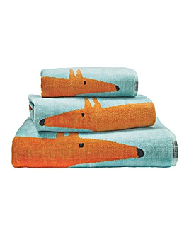 Mr Fox Towels