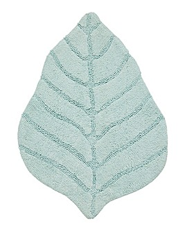 Leaf Shape Bathmat