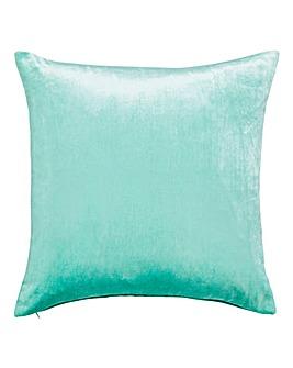 Velvet Front Cushion