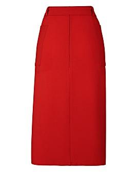 Simply Be Pocket Skirt