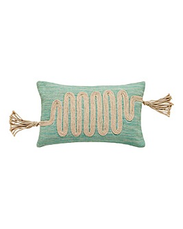 Kyah Tassel Cushion