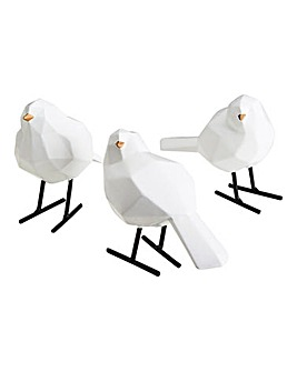Origami Set of 3 Birds
