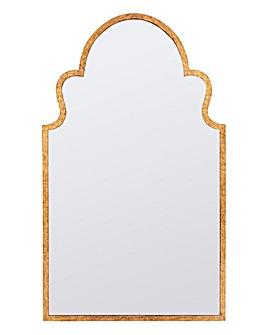 Algiers Curved Mirror 62 x 104cm