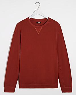 Garment Dyed Sweat