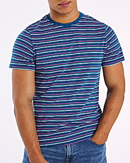Yarn-Dye Stripe T-Shirt