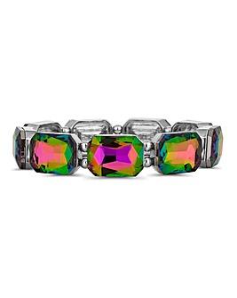 Mood Crystal Square Bracelet
