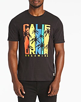 Cali Graphic T-Shirt Long
