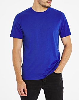 Cobalt Crew Neck T-Shirt