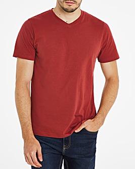 Core V Neck T-Shirt Long