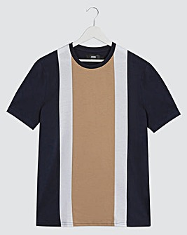 Cut & Sew T-Shirt