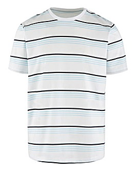 All Over Stripe T-Shirt