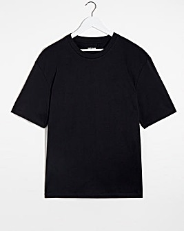 Heavyweight Cotton Drop Shoulder T-Shirt