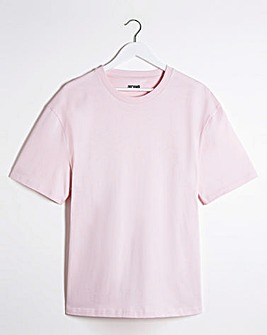 Heavyweight Cotton Drop Shoulder T-Shirt